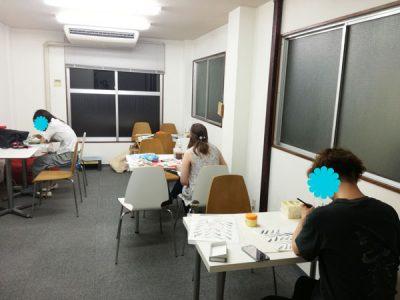 【活動報告】仕事後はアート活動☆新宿 もくもくアート会 vol.7