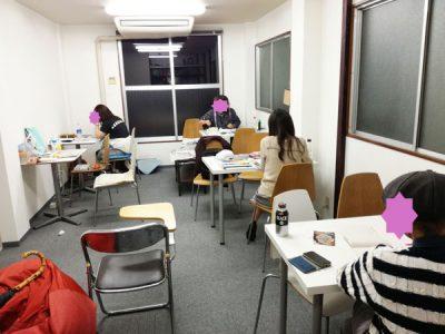 【活動報告】仕事後はアート活動☆新宿 もくもくアート会 vol.13
