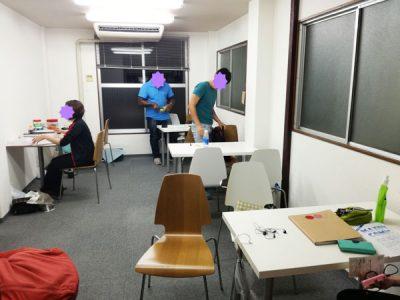 【活動報告】仕事後はアート活動☆新宿 もくもくアート会 vol.11