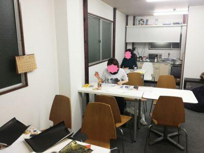 【活動報告】仕事後はアート活動☆新宿 もくもくアート会 vol.17
