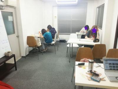 【活動報告】仕事後はアート活動☆新宿 もくもくアート会 vol.33