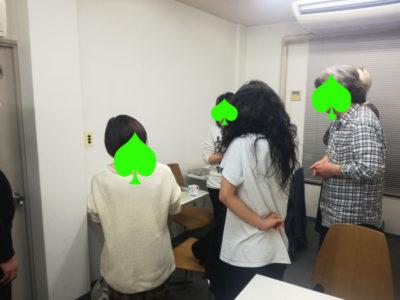 【活動報告】仕事後はアート活動☆新宿 もくもくアート会 vol.41