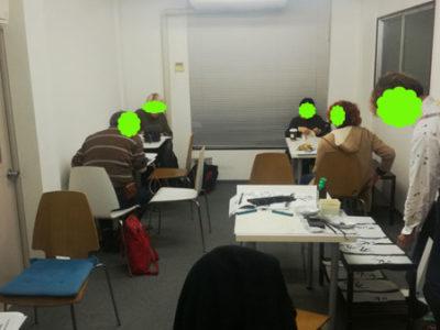 【活動報告】仕事後はアート活動☆新宿 もくもくアート会 vol.42