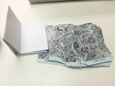 【活動報告】仕事後はアート活動☆新宿 もくもくアート会 vol.43