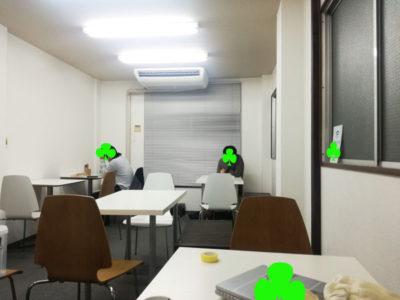 【活動報告】仕事後はアート活動☆新宿 もくもくアート会 vol.44