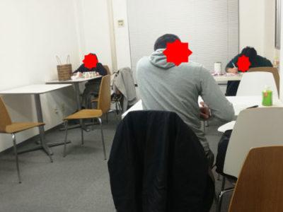 【活動報告】仕事後にアート活動☆新宿 vol.48 もくもくアート会
