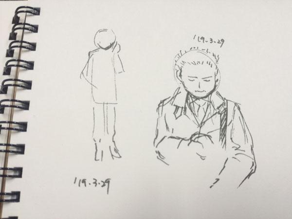 もくもくアート会 休日 vol.2